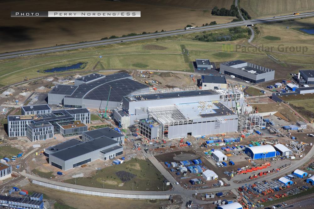 Pacadar se adjudica la fabricación de estructuras prefabricadas para la nueva infraestructura de investigación European Spallation Source (ESS) en Suecia