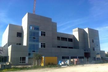 Edificio nº 4 Campus Universidad de Elche, Alicante