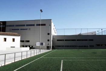 Polideportivo de Benimaclet , Valencia