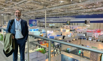 PACADAR-ECOVENTIA asiste al Global Wind Summit en Hamburgo