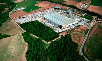 Nueva planta de prefabricados en Sallent del Llobregat