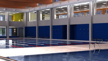 Sports centre in Alboraya, Valencia (Spain)