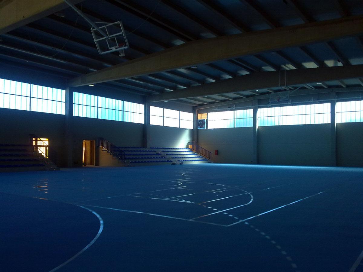 Polideportivo de Favara, Valencia