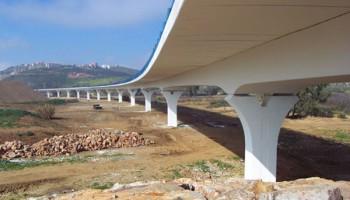 Puentes de canto variable