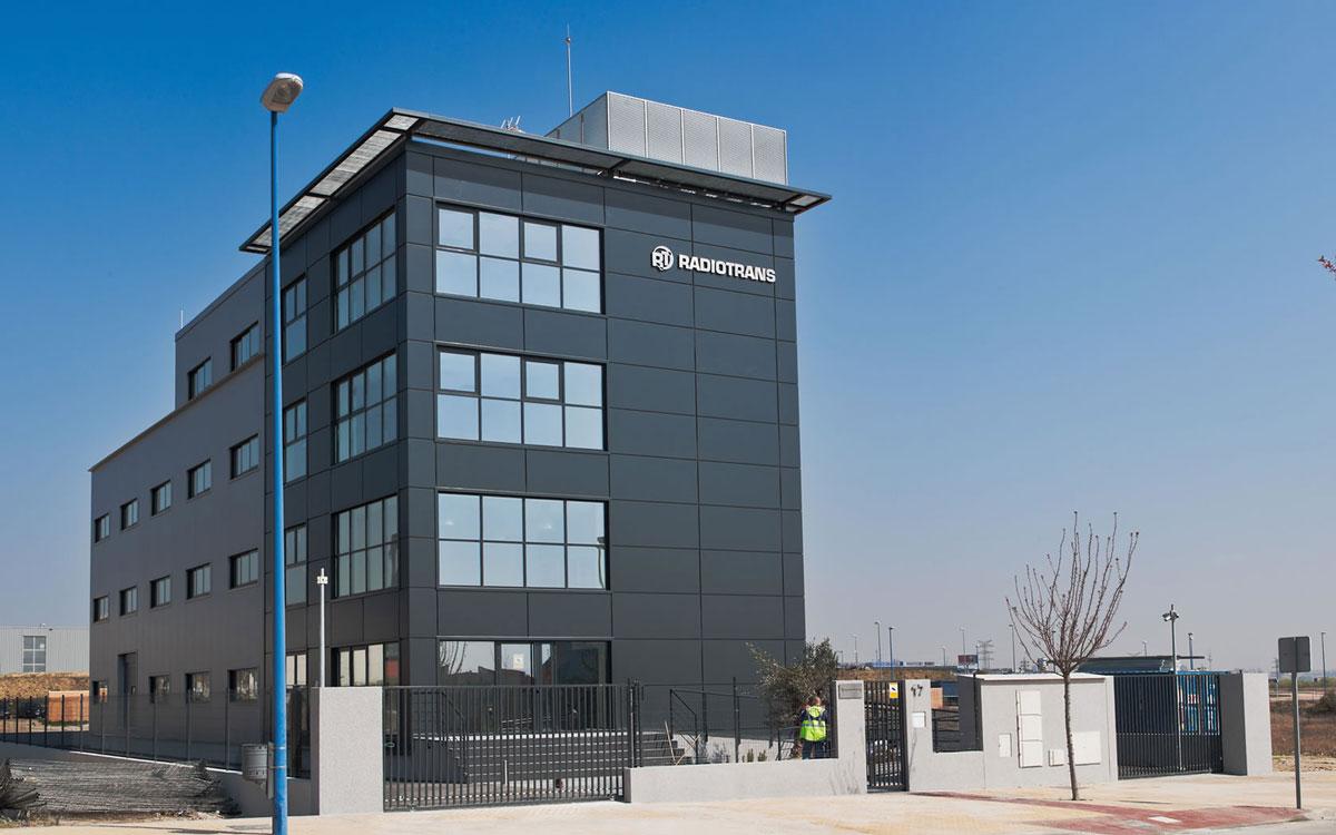 Oficinas de Radiotrans en Madrid