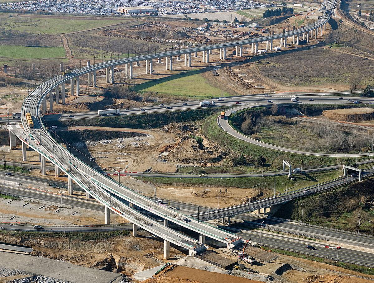 Ramal de ferrocarril Castellbisbal/Papiol - Mollet - Sant Fost