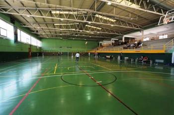 Polideportivo del Colegio de los Salesianos, Madrid
