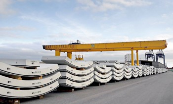 Pacadar comienza 2018 con la puesta en marcha del contrato para la fabricación del revestimiento del Thames Tideway Tunnel Central de Londres
